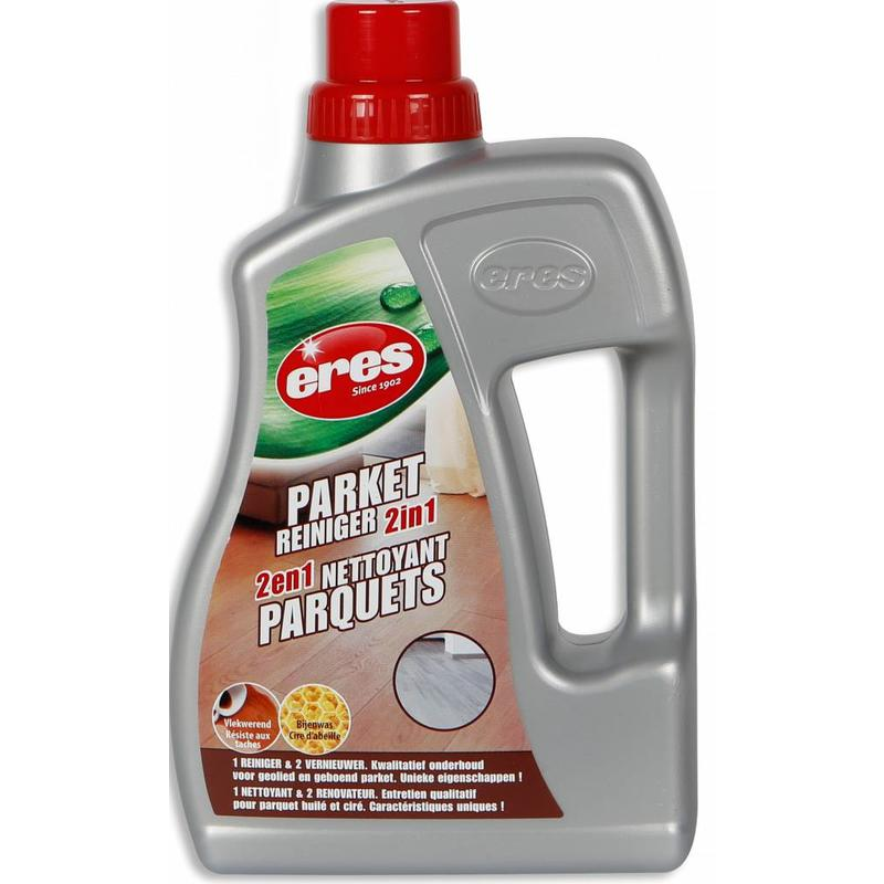 Eres Parketreiniger 2 in 1   -  1 L.