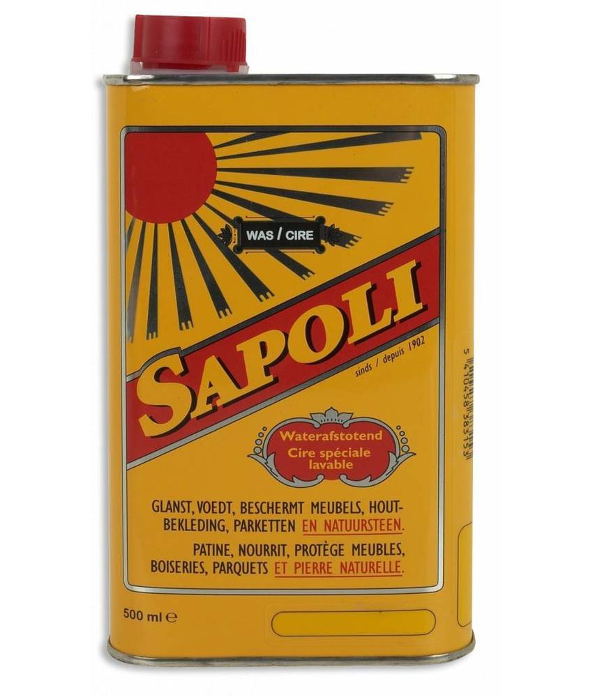 "Eres SAPOLI   ""Was Waterafstotend""  geel  500ml"