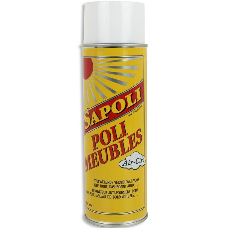 """Eres SAPOLI  """"Meubel-Polish"""" spray  500ml"""
