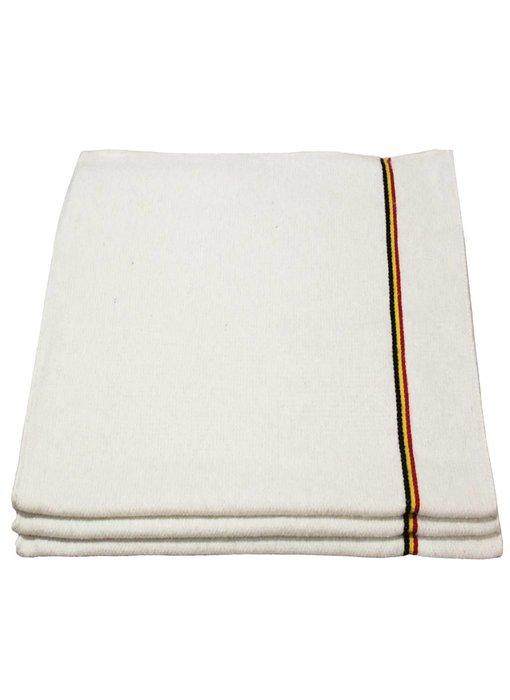 Dweil Belgische vlag  60 x 70 cm.