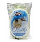 Nicols Bad / Douche Massagespons Energy