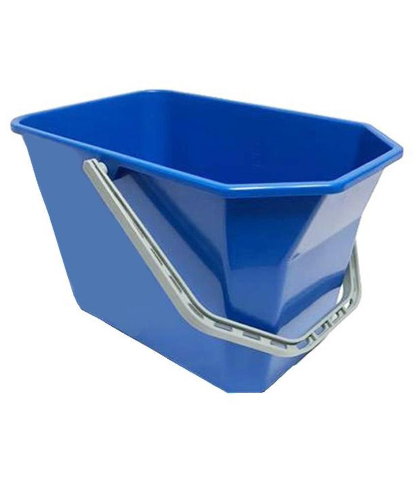 Professionele  Emmer 15 liter  Blauw
