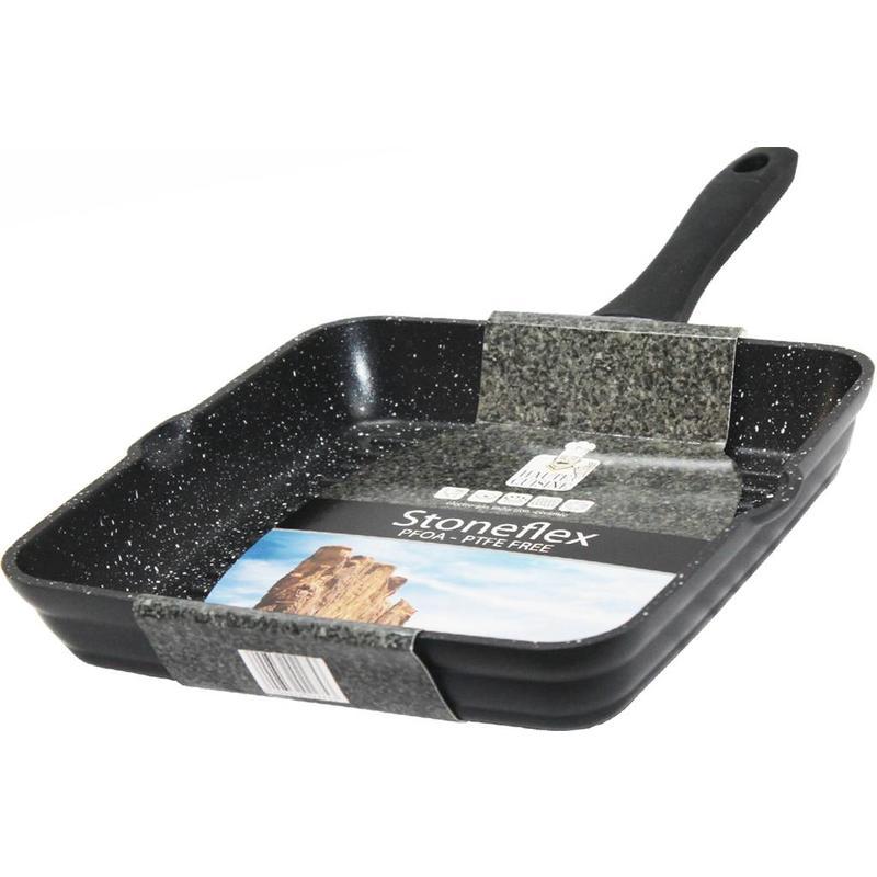 "Haute Cuisine Grillpan   ""Stoneflex""  28 x 28 cm"