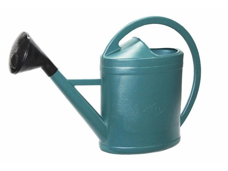 Gieter 11 Liter + Sproeier