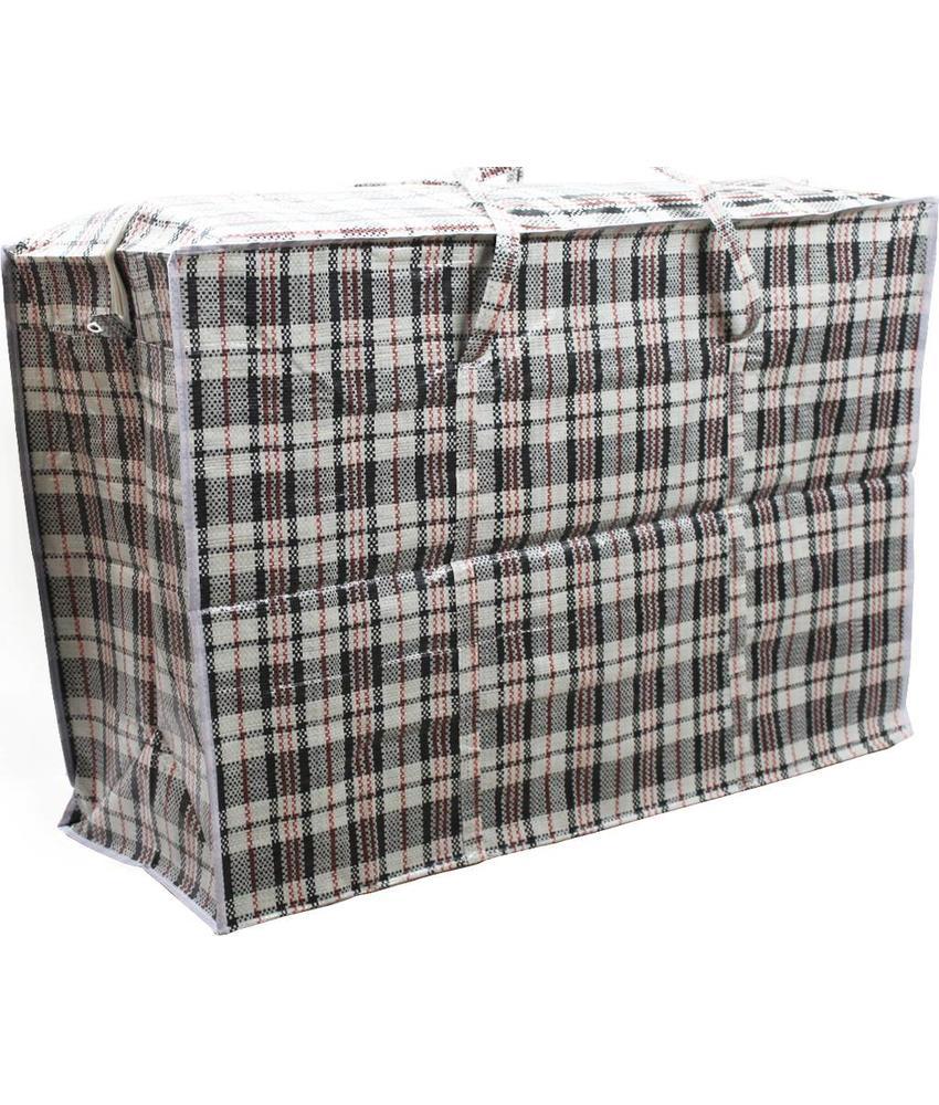 Geruite nylon Wastas / Turkentas Extra Groot 80x60x30 cm