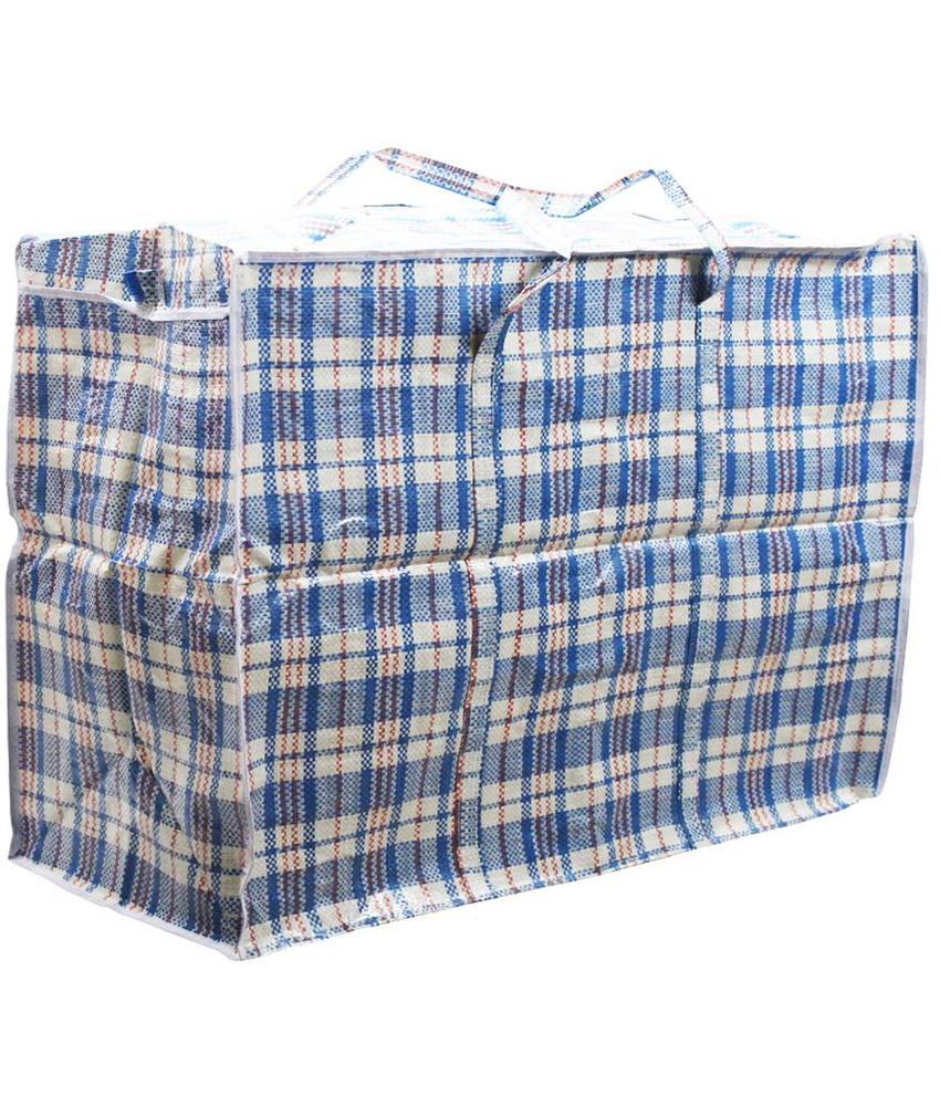 Geruite nylon Wastas / Turkentas Groot  65x55x30 cm