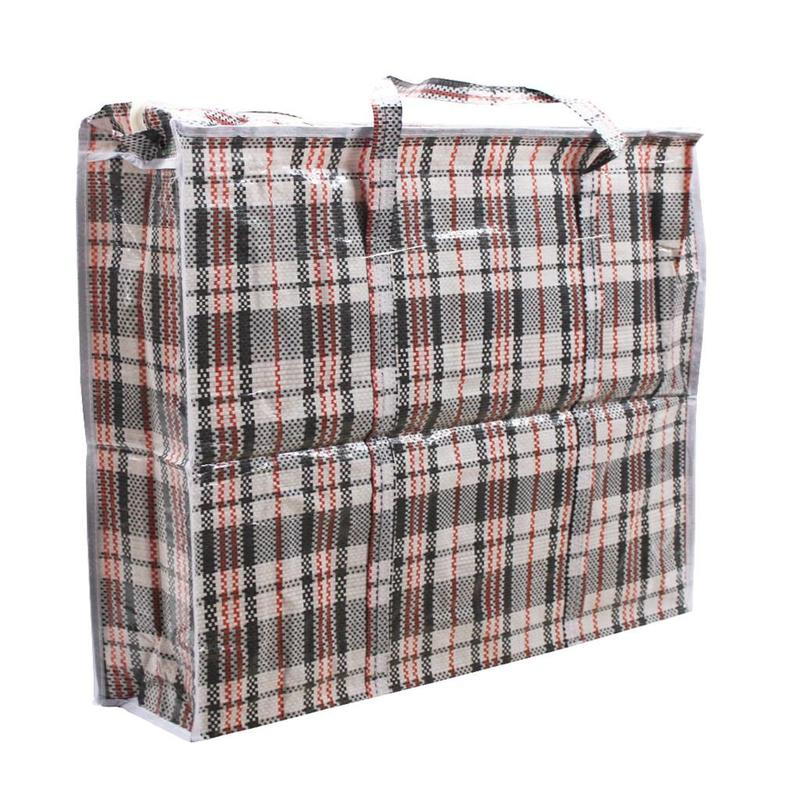 Geruite nylon Wastas / Turkentas klein 50x50x12 cm