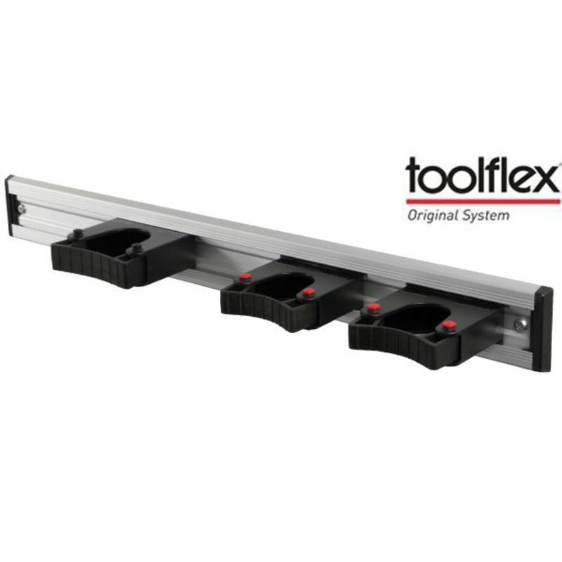 Toolflex  Ophangsysteem 50 cm.  met 3 steelhouders 20-30  mm