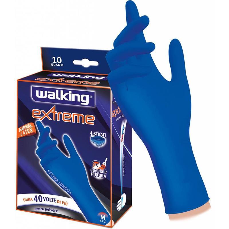 """Squizzo Latex handschoenen """"Extreem""""   10 st"""