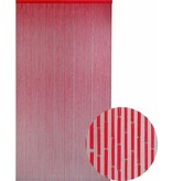 """Bamboe Vliegengordijn """"Rood""""  90x200 cm"""
