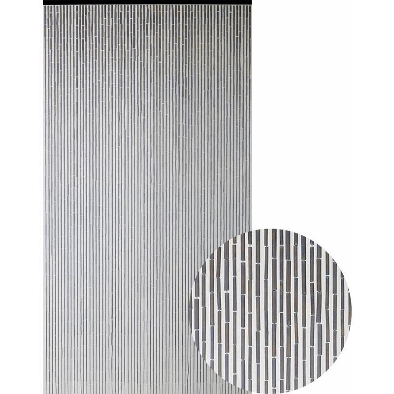 "Bamboe Vliegengordijn ""Taupe""  90x200 cm"