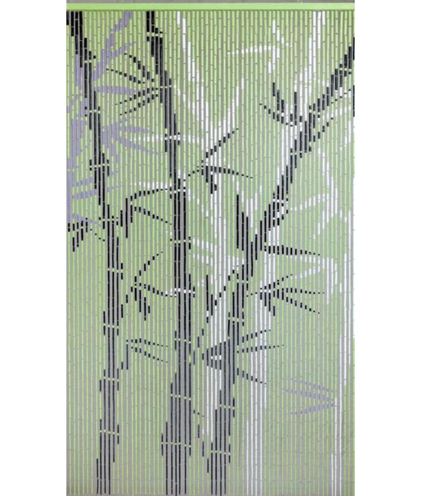"Bamboe Vliegengordijn ""Bambousa""  90x200 cm"