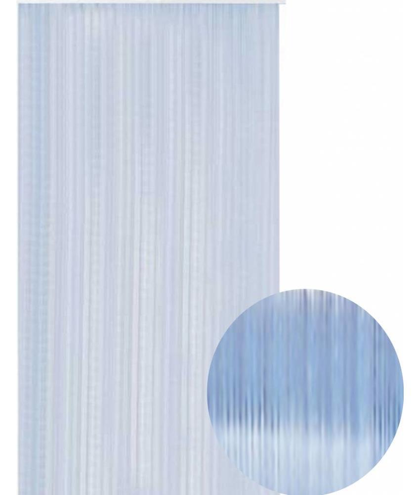 "Vliegengordijn PVC  ""Antilles""   Cristal/Transparant  90x220 cm"