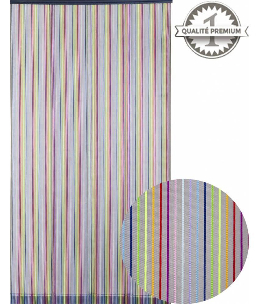 """Horgordijn Multicolor 100x220 cm """"Premium"""""""