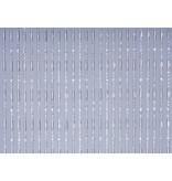"Kralengordijn  ""Olivia"" Cristal transparant   90x220 cm"