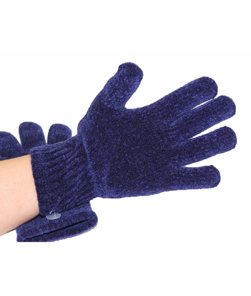 Handschoenen Dames Chenille