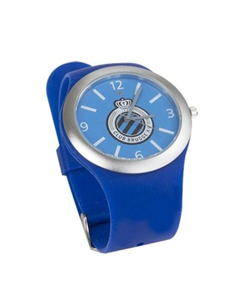 Horloge Club Brugge  blauw