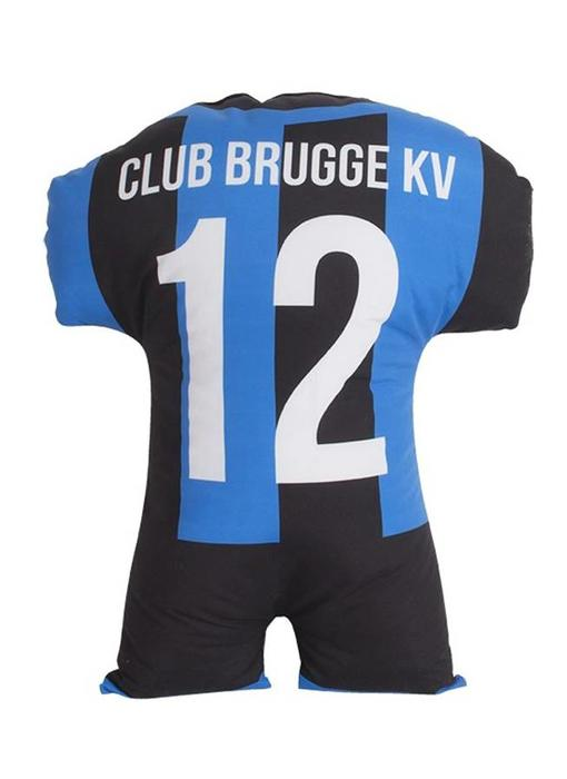 Kussen Spelerstenue Club Brugge