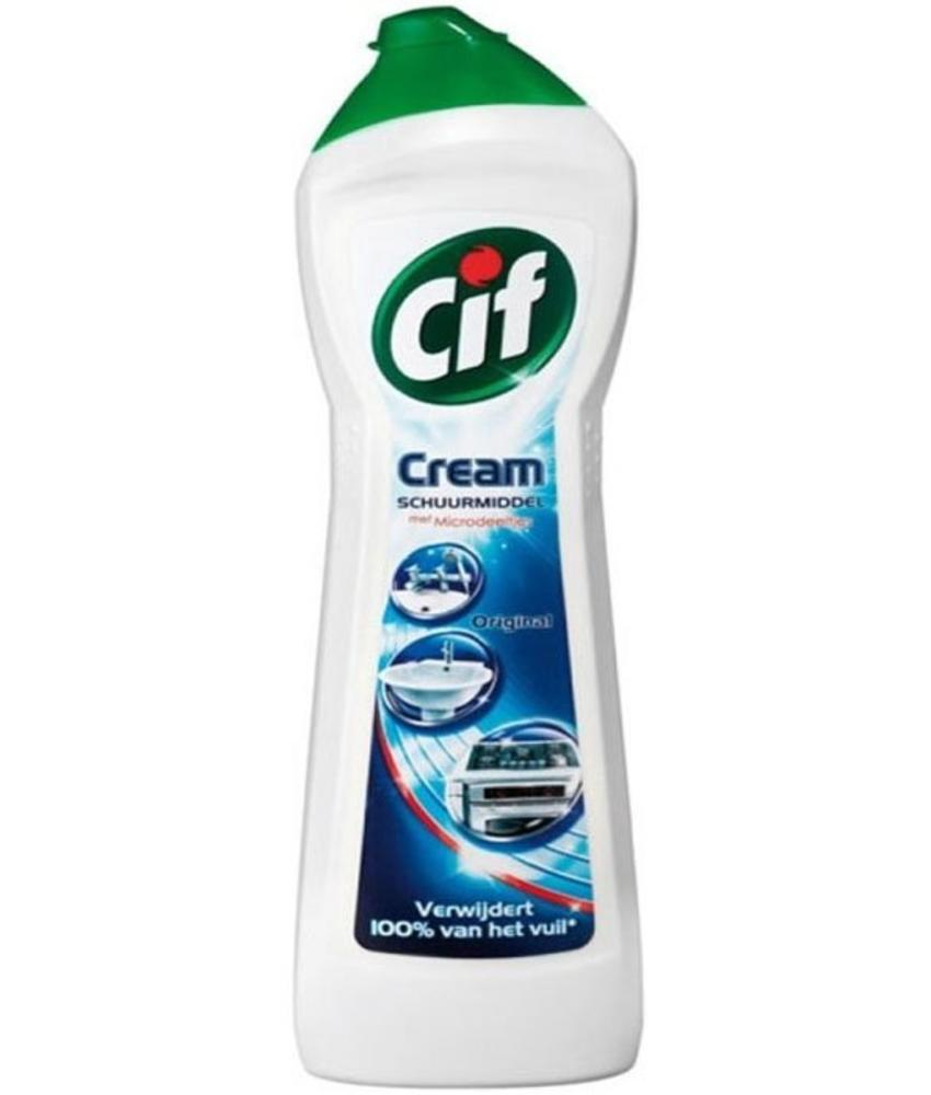 Cif Cream Schuurmiddel Original 750ml