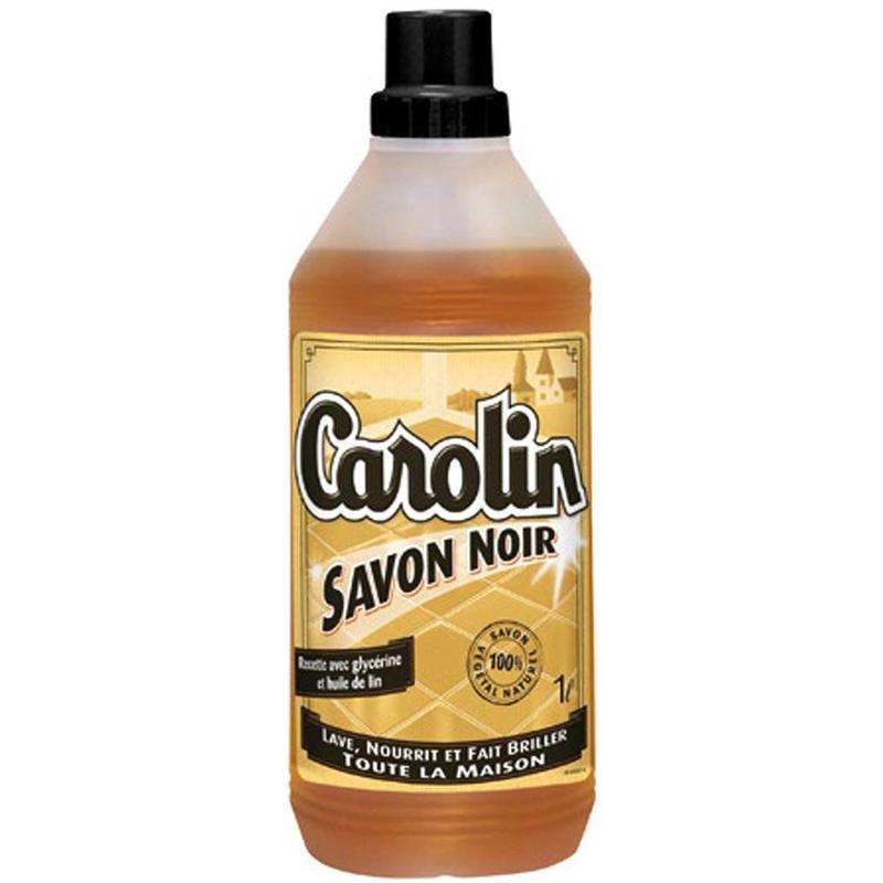 "Carolin Savon Noir  ""Natuurlijke Zeep"" 1L"