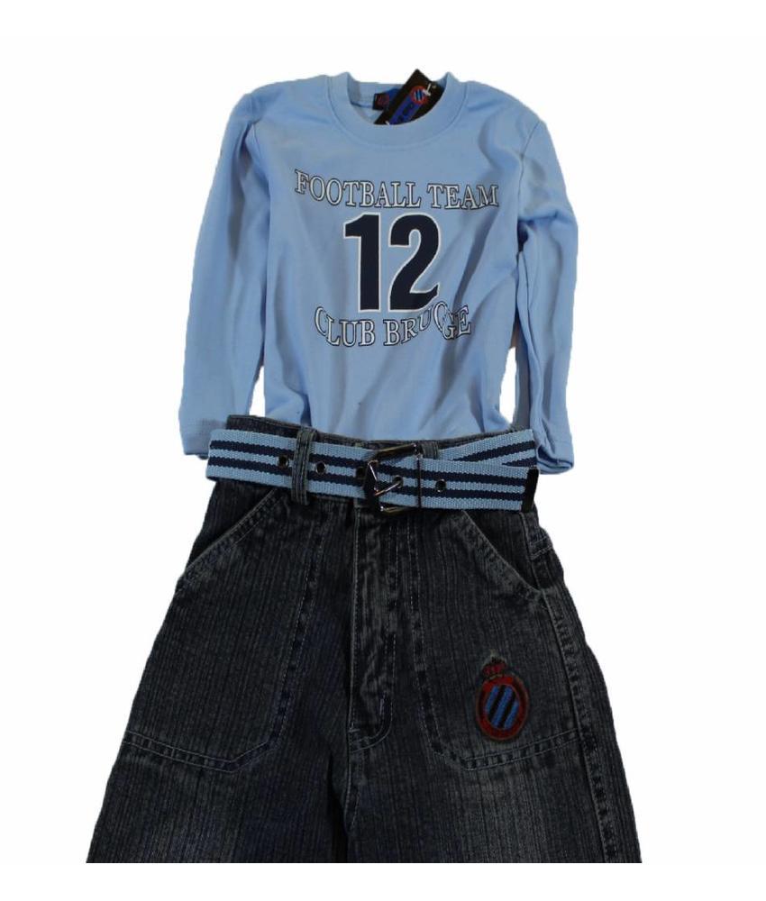 Set 2 delig Club Brugge