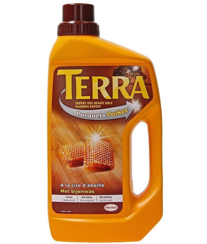 Terra Parketreiniger met bijenwas   900 ml