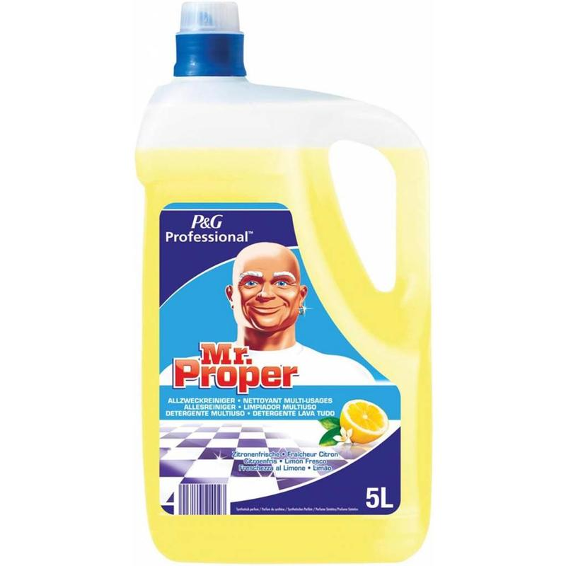 Mr. Proper Allesreiniger citroenfris  5 Liter