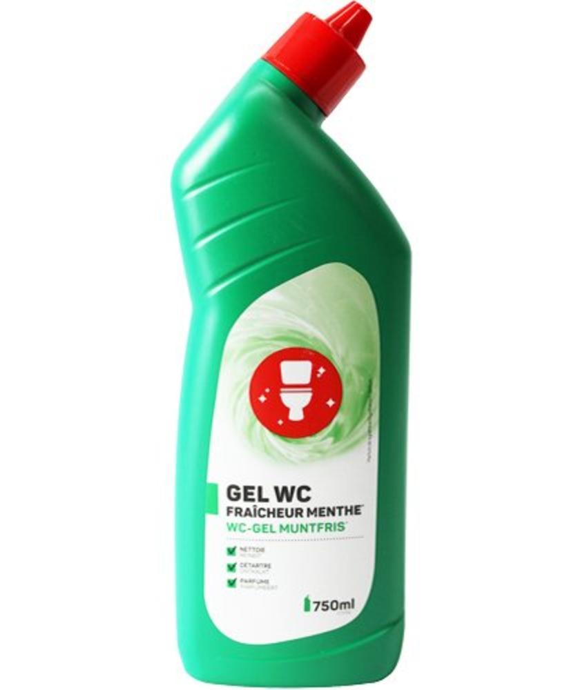 Actiff WC  gel  groen 750 ml