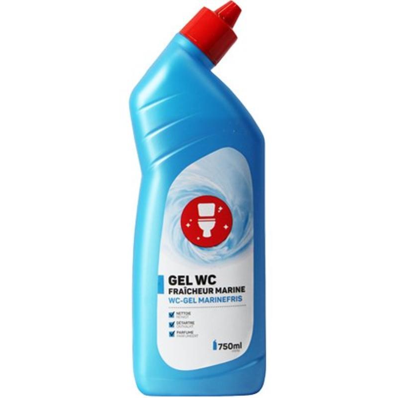 Actiff WC  gel blauw 750 ml