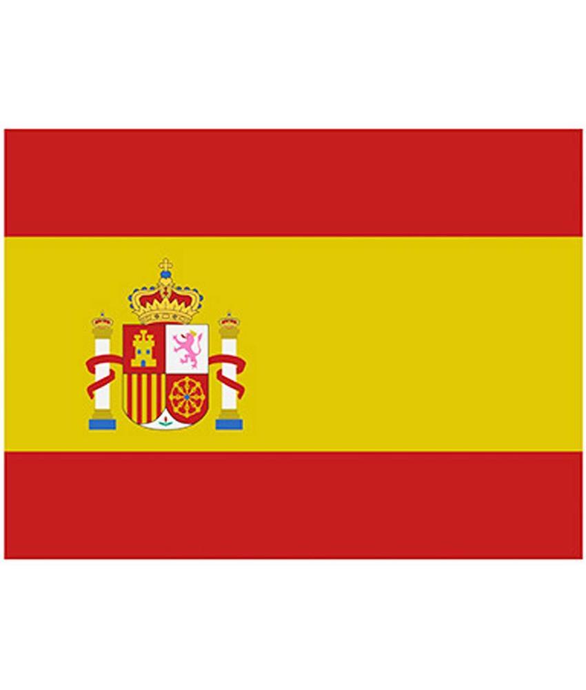 Vlag Spanje  90  x 150 cm