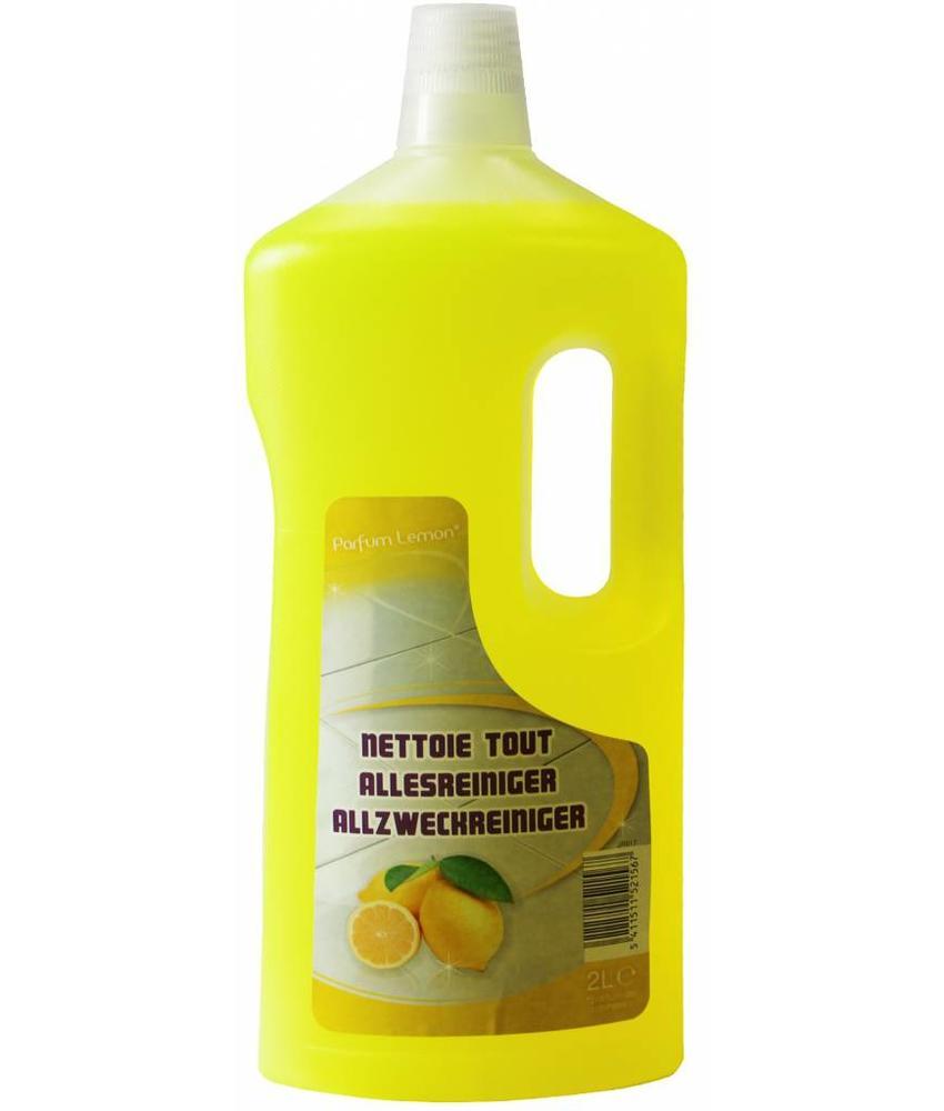Vloeibare allesreiniger 2l citroen