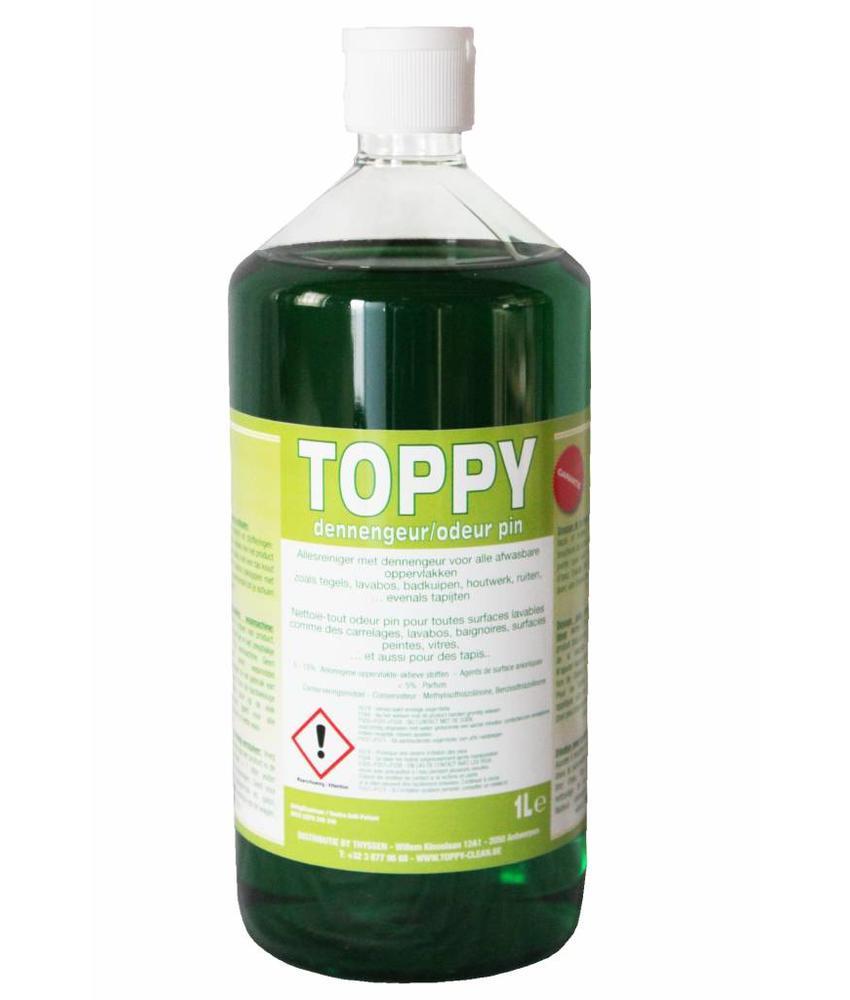 Toppy Tapijtreiniger - Allesreiniger Dennen Extract