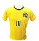 """Brazilië  Voetbaltenue  Neymar  """"Thuis"""""""
