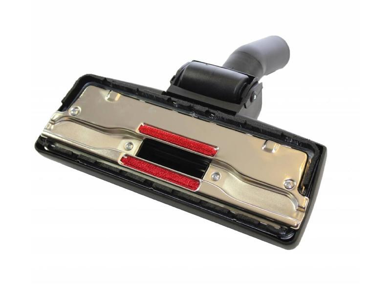 Stofzuiger borstel 35 mm. Combi met breed wiel