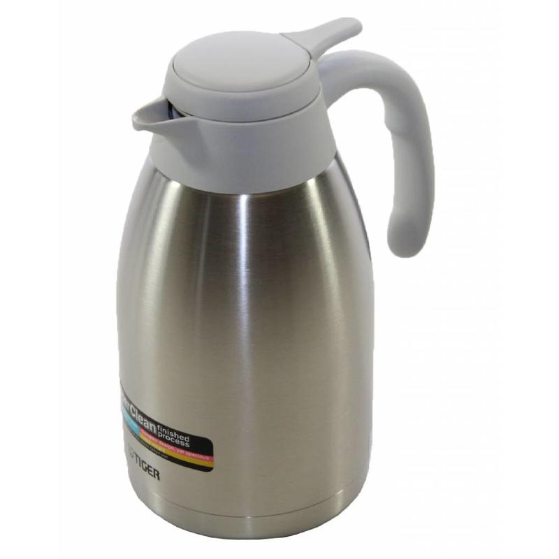 Tiger Stainless  Isoleerkan 1,6 L. Wit