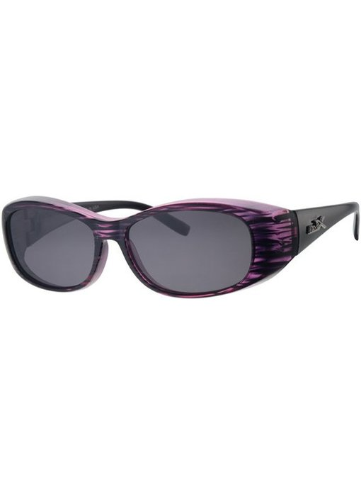 Revex Overzet Zonnebril  purple / Shield