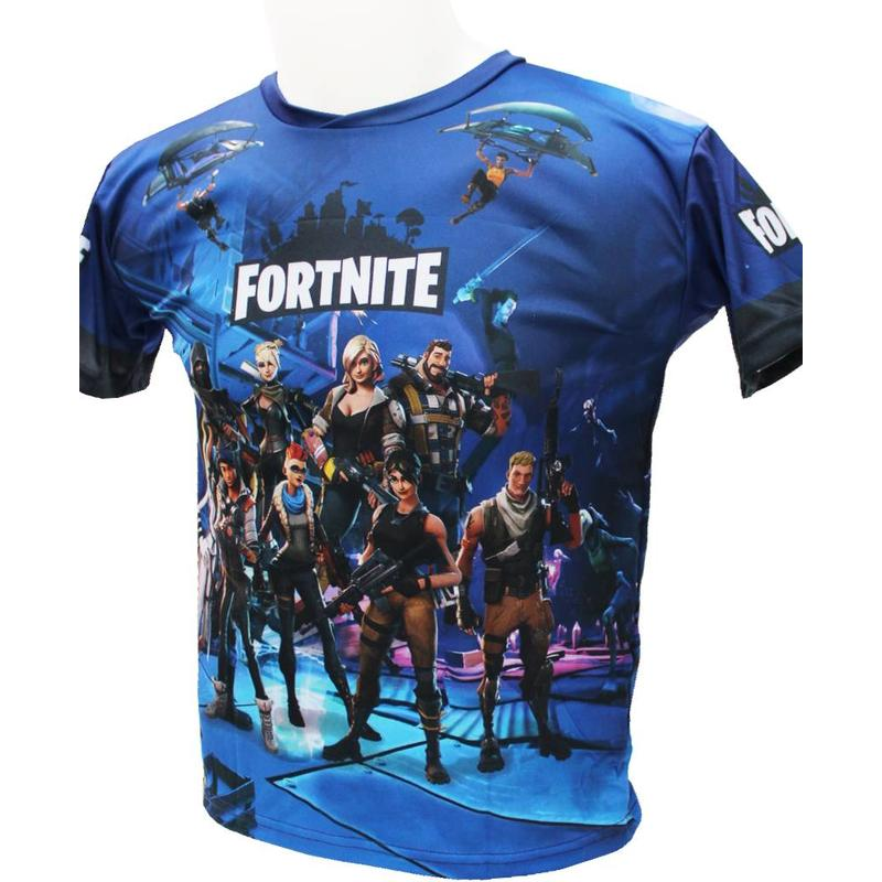 "Fortnite T-shirt  Kids  ""battle-royale"""