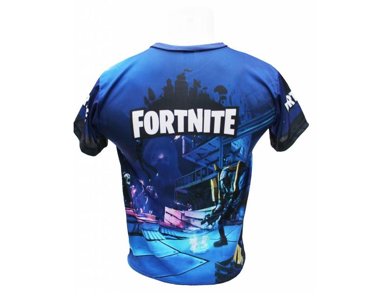 "Fortnite T-shirt  Kids  ""battle-royale"""