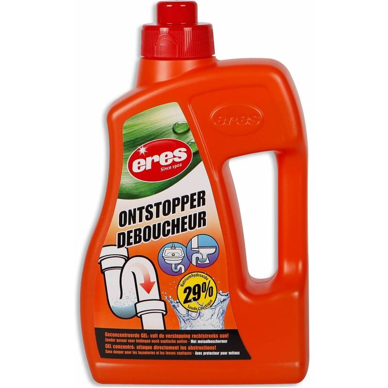 Eres Ontstopper  Vloeibaar 1 liter
