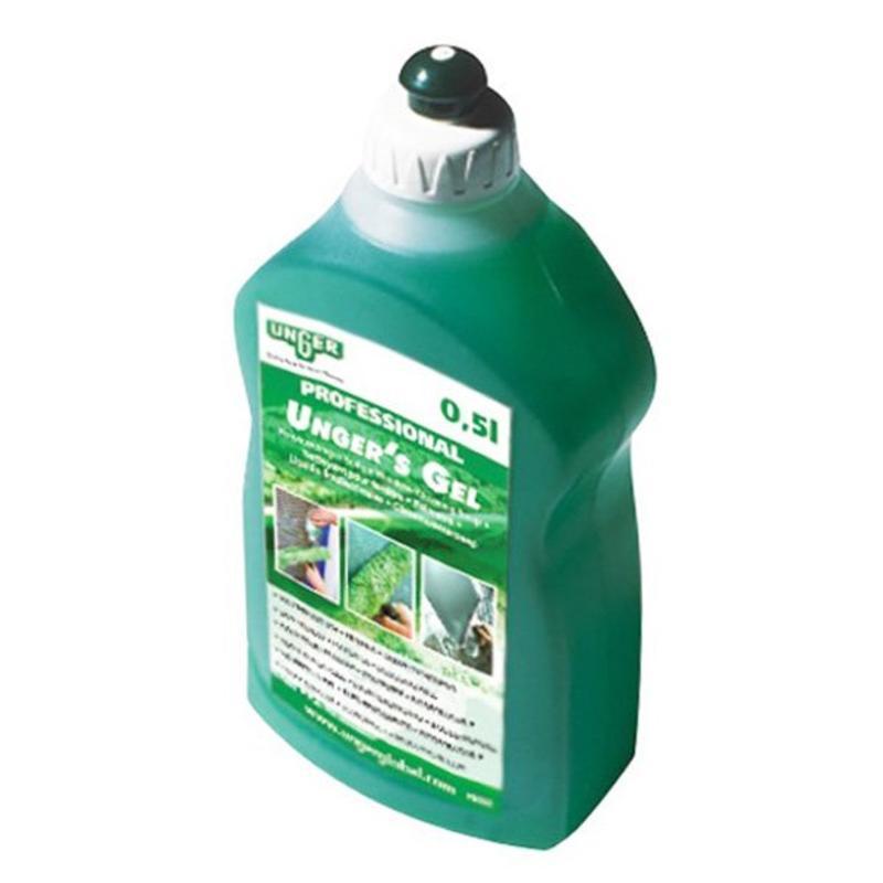 """Unger Gel  """"Glazenwasserszeep"""" 500 ml."""