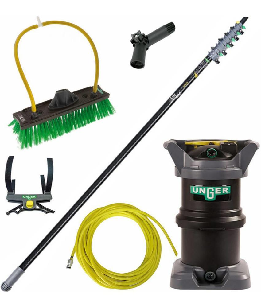 Unger HydroPower Starter kit  8,10 M Carbon experts