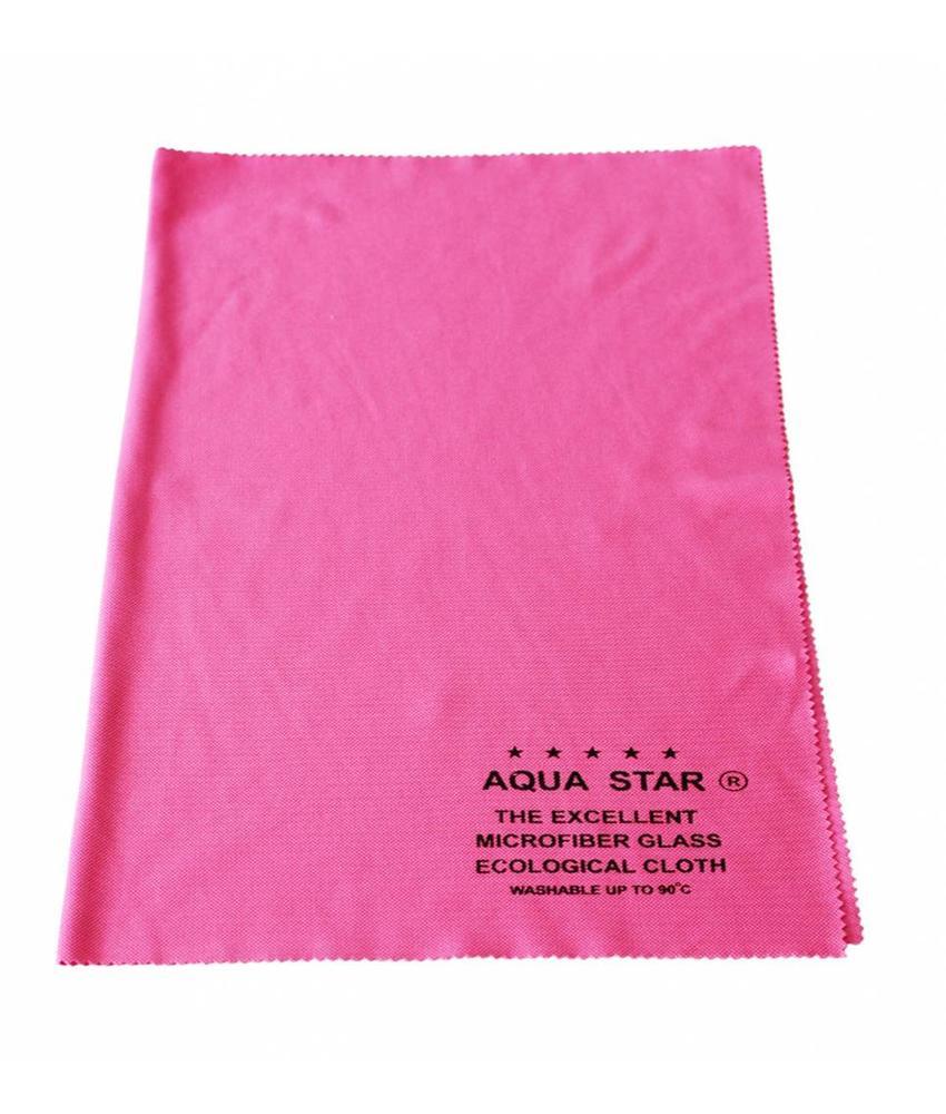 AquaStar Microvezeldoeken 40 x 50 cm   Fuchsia