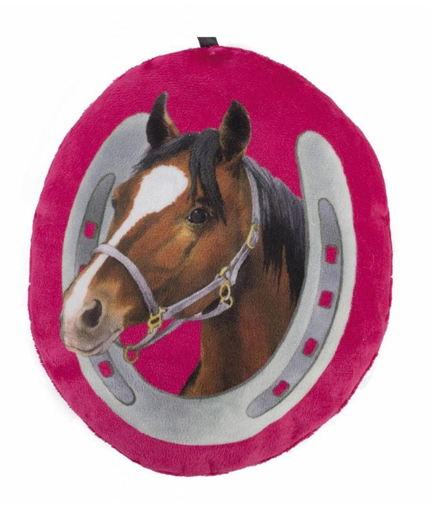 Fashy Warmteknuffel  Paardenvriend  met Koolzaadvulling