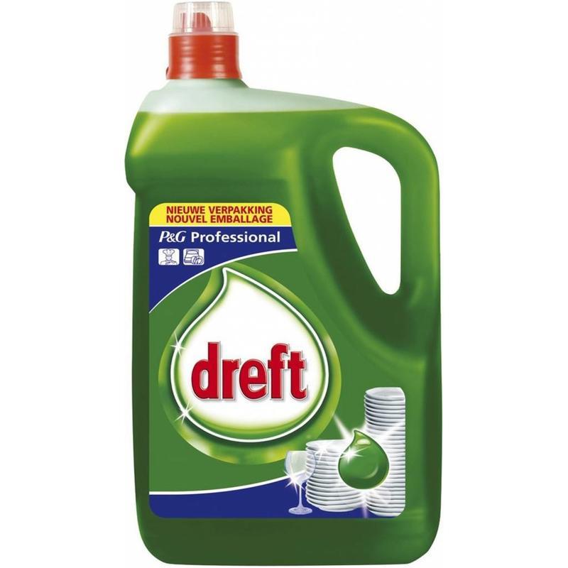Dreft Afwasmiddel professional  5 Liter