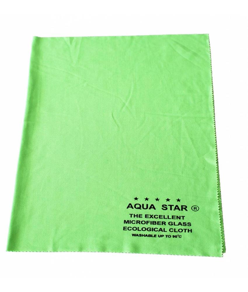 AquaStar Microvezeldoeken 40 x 50 cm   Groen