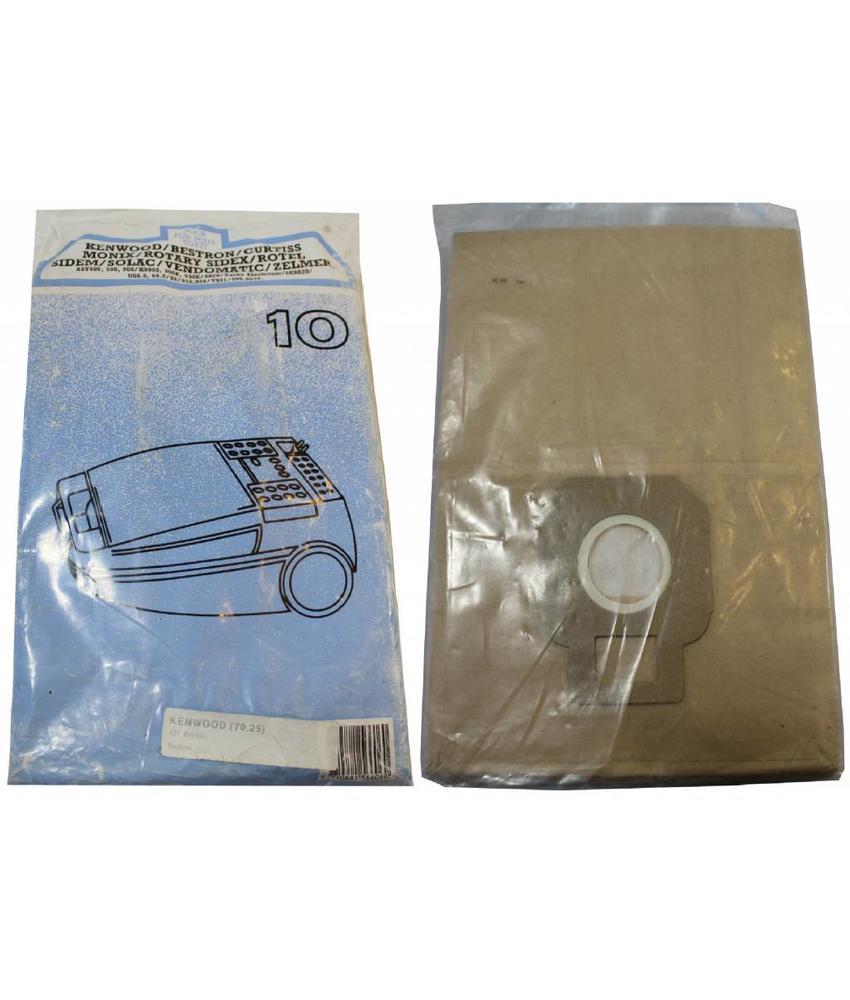 Kenwood AST 400-500 / Bestron / Rotel Stofzuigerzakken