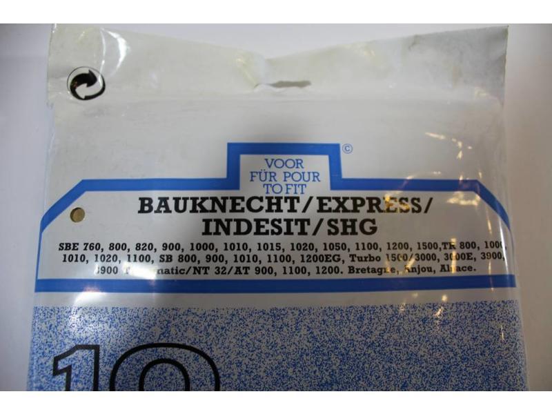 Bauknecht 760 < 1500 Stofzuigerzakken