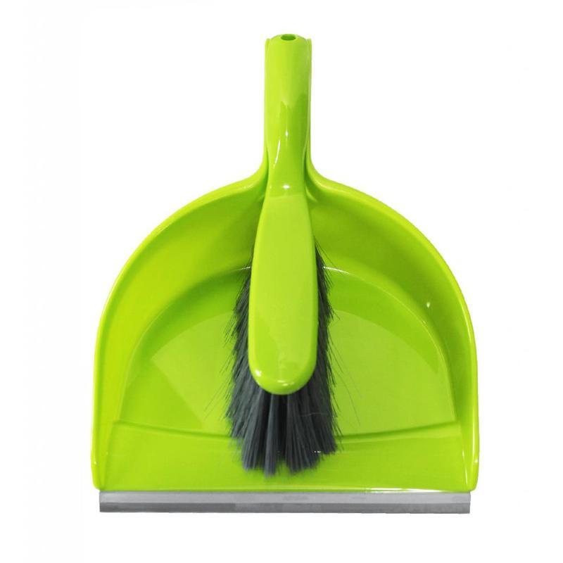 Vuilblik met handvleugel   Groen