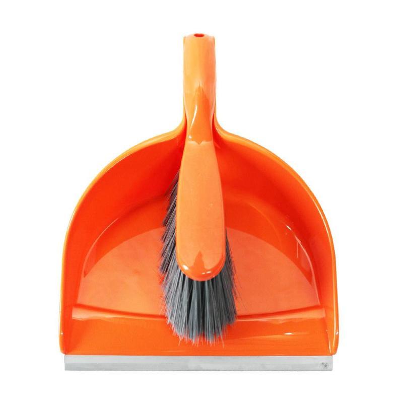 Vuilblik met handvleugel   Oranje