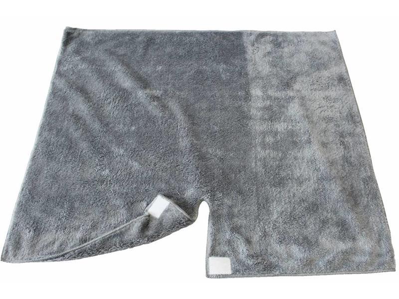 Nano Dweil Met Velcro  Grijs -  Blue Marlin